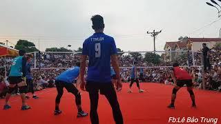 Chung Kết Hội Làng Ninh Hiệp 2018 Bản Full HD Quá Hay- Thể Công VĐich | Sanet Khánh Hòa vs Thể Công