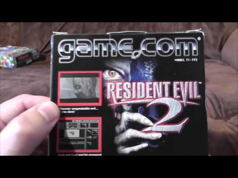 A look at some Game.com games   Ashens