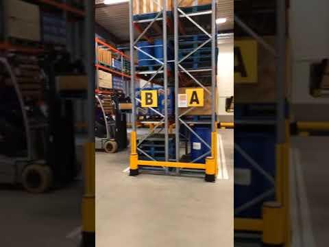 Warehouse activiteit Vervoerscollege Venlo