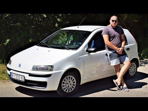 MALI A MOCAN – Fiat Punto 1.2 TEST