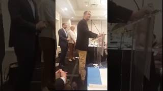 Unity Between Tom Perriello and Ralph Northam (6/17/17)