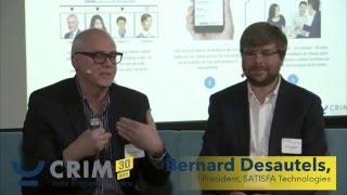 Présentation du projet SATISFA: La mobilité et l'amélioration continue de l'expérience client