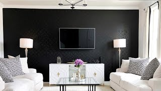 My Living Room Tour | Living Room Decor Ideas | Full Details | Transitional Style