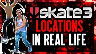 Skate 3 Locations You Can Visit In Real Life