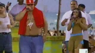 Fat Joe feat. Ashanti - What's Love Live (2002 MTV Spring Break)
