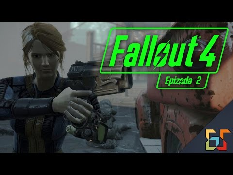 Fallout 4 | EP 2 | Power Armor!