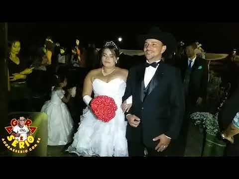 O Casamento Country que Sacudiu o Bairro da Laranjeira entre Daniela e Fernando da Laranjeira