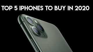 Top 5 Apple iPhones to Buy in 2020!
