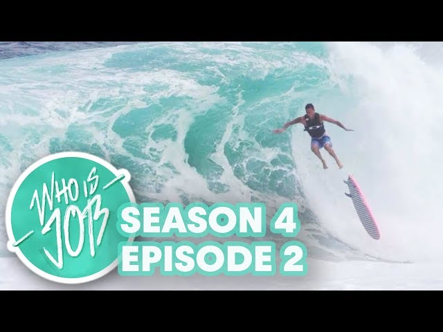 Catch Surf Catch Cracks Keiki Pro Contest | Who is JOB 5.0: S4E2