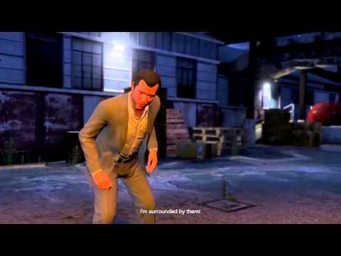 GTA 5 Next Gen - ENDING A - SOMETHING SENSIBLE - Xbox One