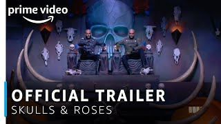 Skulls and Roses Trailer