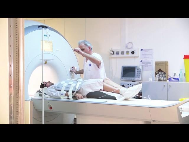 Passer un examen d'IRM