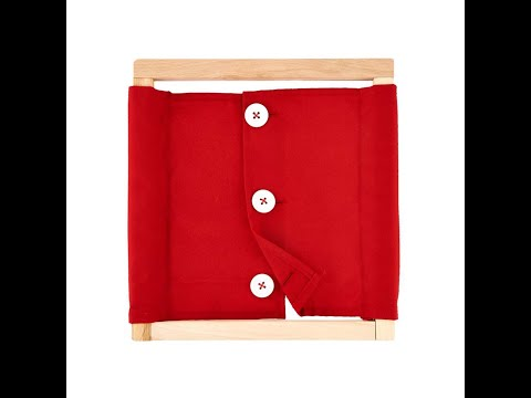 Large Buttons Frame