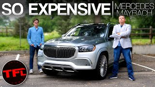 The New $190,000 Mercedes-Maybach GLS 600 Has This Crazy Feature No Other Car Has!