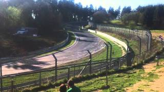 preview picture of video 'The Nurburgring April 2011'