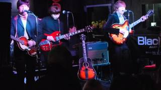 The Cavern Club Beatles, 8th April 2016, When I'm Sixty-Four + Birthday + Get Back, The Cavern