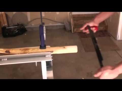 Lumberjack Tools - Tenon Cutters - Log Too Big