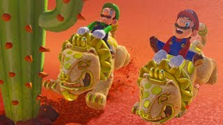 New Super Mario Bros  DS - New super Minecraft bros