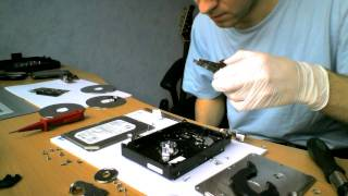 Datenrettung Seagate 7200.10 500GB repair or destroy (DSRocker)