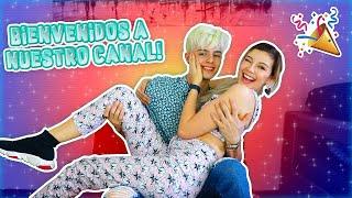 ¡NUEVO CANAL JUNTOS! Lulu Y Maicol ❤️ NUESTRO PRIMER VIDEO!!