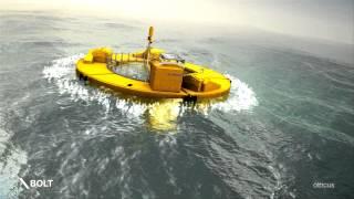 BOLT Lifesaver wave power animation
