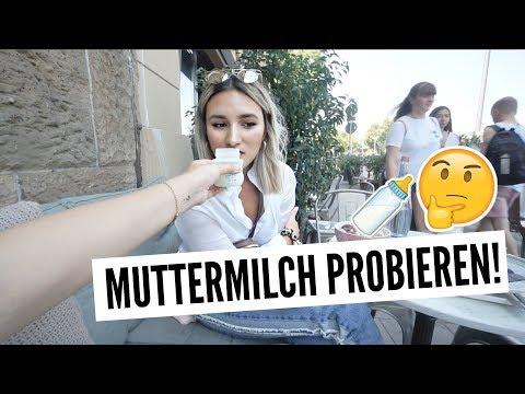 WIE SCHMECKT MUTTERMILCH? | 24.07.2018 | ✫ANKAT✫
