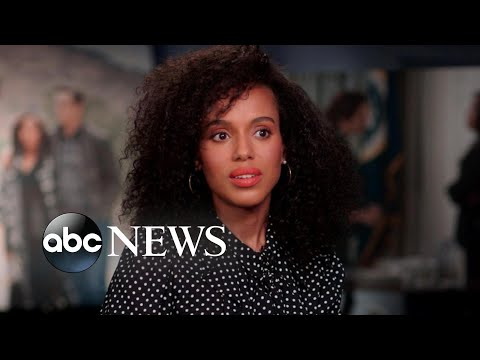, title : 'Kerry Washington on the 'Scandal' series finale and the show's legacy'