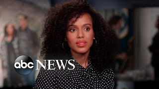 Kerry Washington on the 'Scandal' series finale and the show's legacy