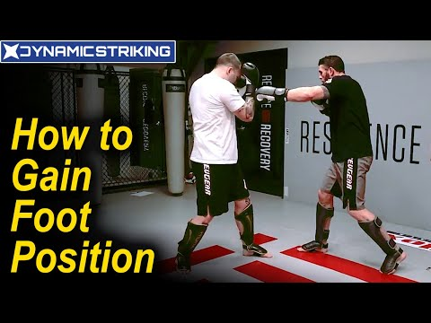 How to Gain Foot Position by Chris Camozzi