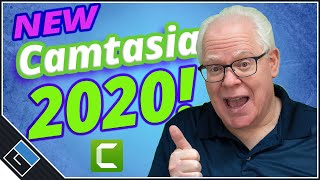 What's NEW in Camtasia 2020: Review and Feature Demos