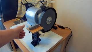 Приспособление для балансировки шлифовальных кругов 3е70.п01