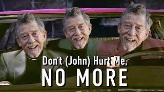 Don't (John) Hurt me, NO MORE