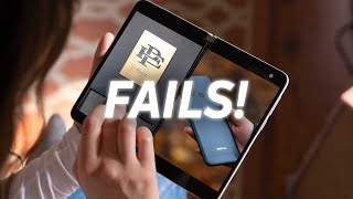 The top 2020 Smartphone fails!