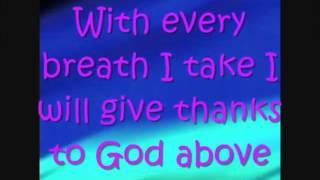 Testify To Love   Wynonna Judd   Karaoke