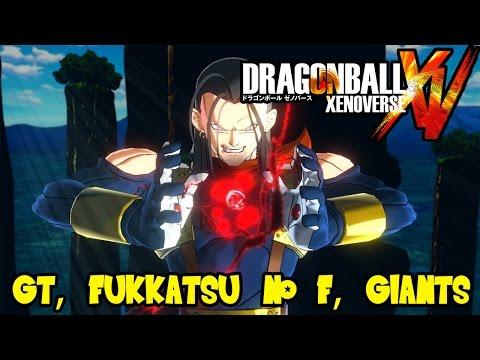 Dragon Ball Xenoverse: Co-op Giant Battles, Possible GT Campaign DLC, Fukkatsu no F
