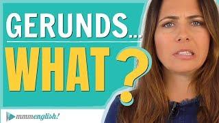 What is a GERUND? 😣 Confusing English Grammar