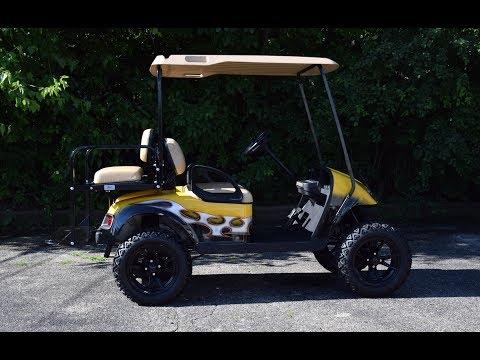 2014 E-Z-Go EZ-GO Electric Golf Cart in Wauconda, Illinois - Video 1