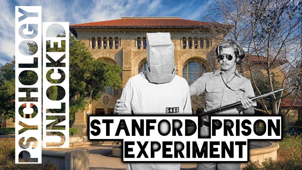 The Stanford Prison Experiment (Zimbardo, 1972)