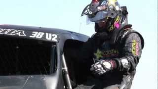 Brian Deegan Testing His PRO 2 For The 2012 LOORRS Season