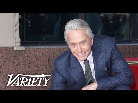 Michael Douglas – Hollywood Walk of Fame Ceremony – Live Stream