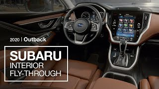 Video 7 of Product Subaru Legacy Sedan & Outback Wagon (7th Gen)