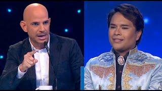 Gambar cover Ricardo Morán criticó con dureza a imitador de Juan Gabriel por estas razones   Yo Soy