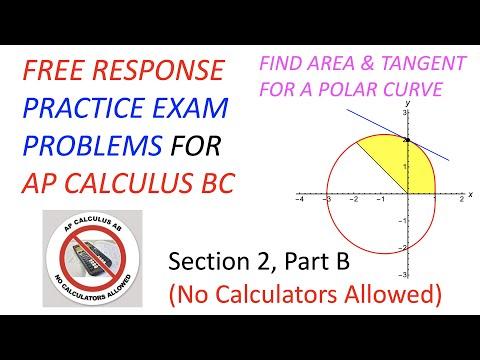 AP Calculus BC Exam Review: Free Response Practice Exam ...