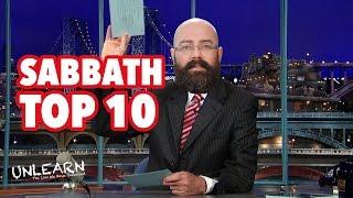 Top 10 Scriptural reasons to keep the Sabbath