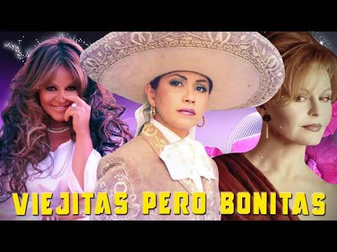 VIEJITAS PERO BONITAS CANCIONES ROMÁNTICAS Marisela, Ana Gabriel, Rocío Dúrcal y Jenni Rivera Exitos