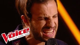 Marvin Dupré - « Let Me Love You » (DJ Snake ft. Justin Bieber) | The Voice France 2017 | Blind Aud.