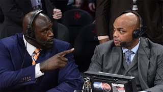 Best Shaq & Charles Barkley Heated Moments (Inside the NBA)