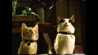Tidy Cats Crystals Blend   Television Commercial   2001