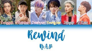 B.A.P - Rewind