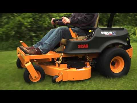 2019 SCAG Power Equipment Freedom Z Zero-Turn Kohler 48 in. 22 hp in South Hutchinson, Kansas - Video 1